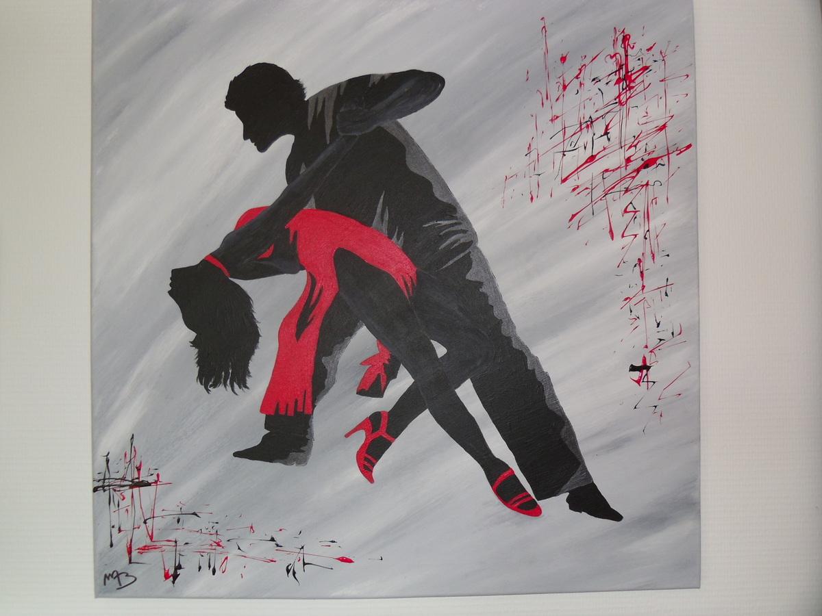 Tableaux contemporains : la peinture est mon véritable passe-temps