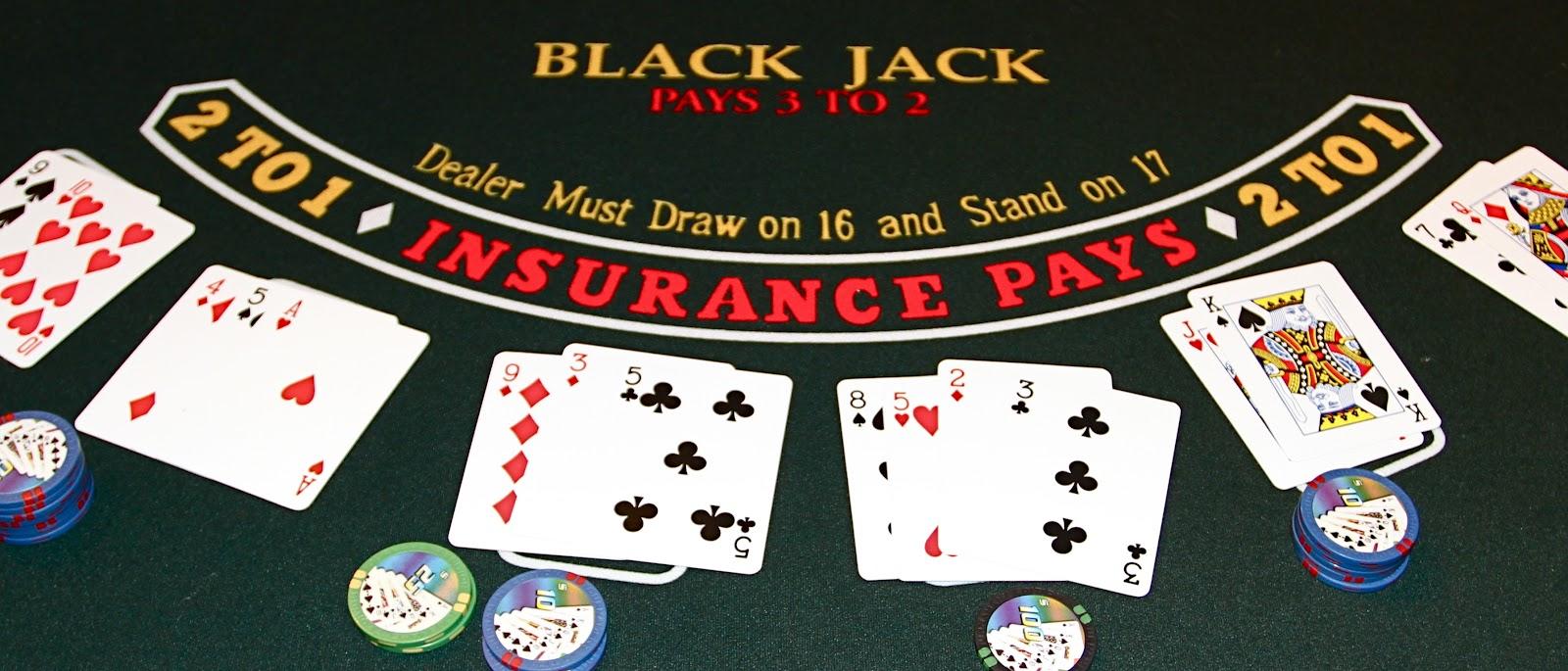 Blackjack : jouer gratuitement avec le mode fun