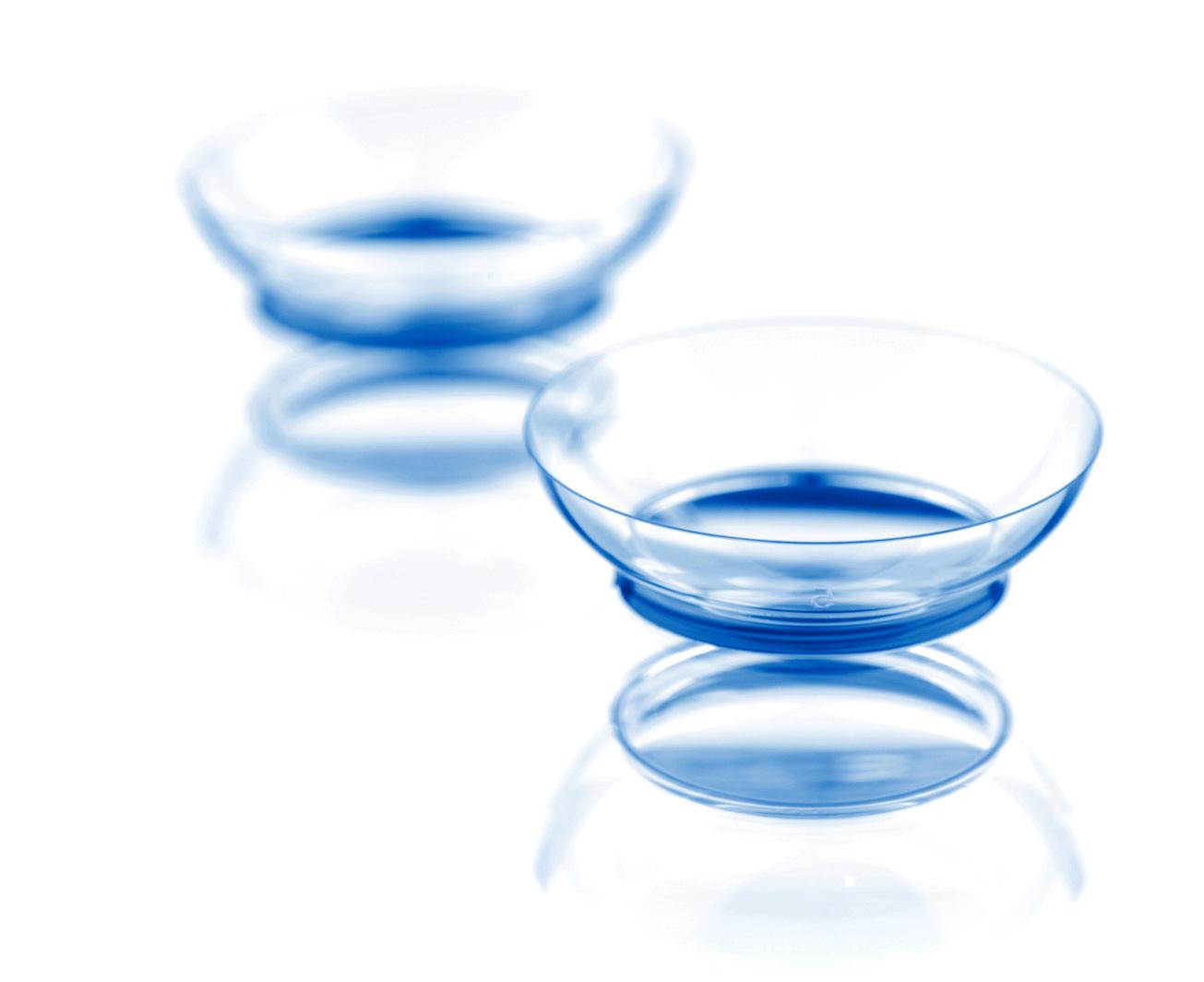 Lentilles de contact : une correction qui égale celle des lunettes