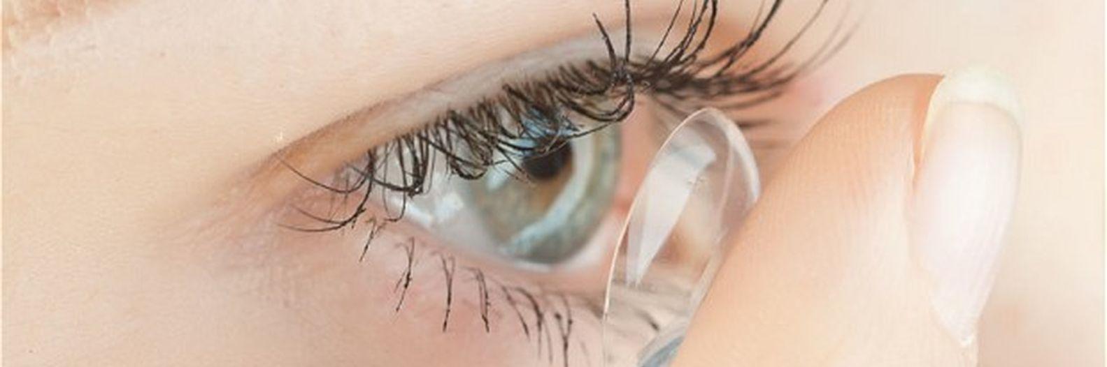 Lentilles de couleur : je change de look avec des lentilles de couleur
